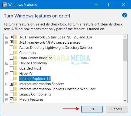 Mengatasi Internet Explorer Terbuka Sendiri 5