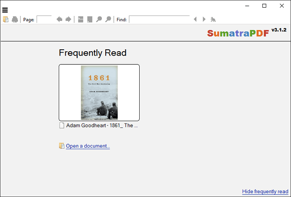 Aplikasi Pembaca PDF untuk PC / Laptop