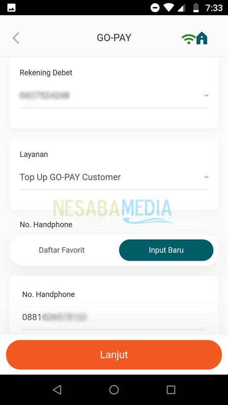 Top Up Saldo GoPay Nesabamedia 3