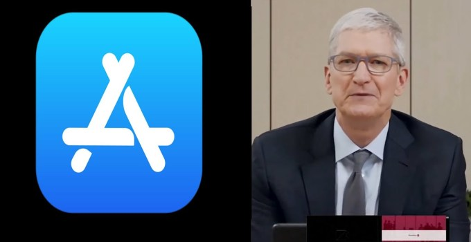 App Store dan Apple CEO Tim Cook Perihal Epic Games