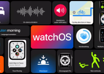 Apple WatchOS 7 Beta Software