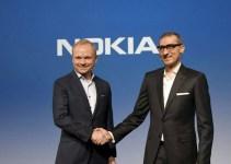 CEO Nokia Rajeev Suri