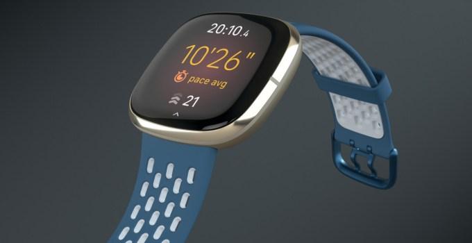 Jam Tangan Pintar Fitbit Sense Smartwatch Stress Detector