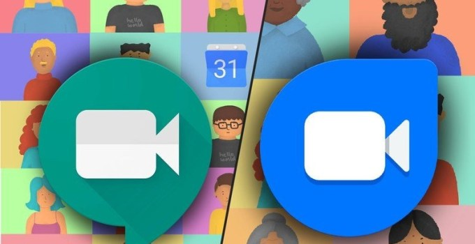 Google Duo vs Google Meet
