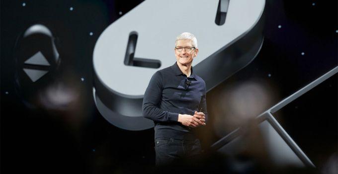 Nilai Perusahaan Apple di bawah kepemimpinan Tim Cook Bernilai $2 Triliun