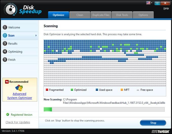Aplikasi Defrag Hardisk di PC Terbaik