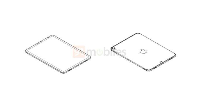 Bocoran Desain Rancangan iPad 2020 Generasi 8
