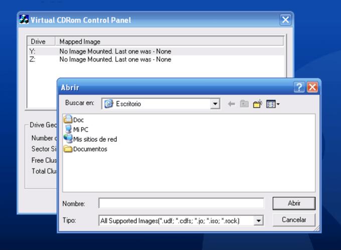 Aplikasi untuk Mount ISO di PC / Laptop untuk Windows