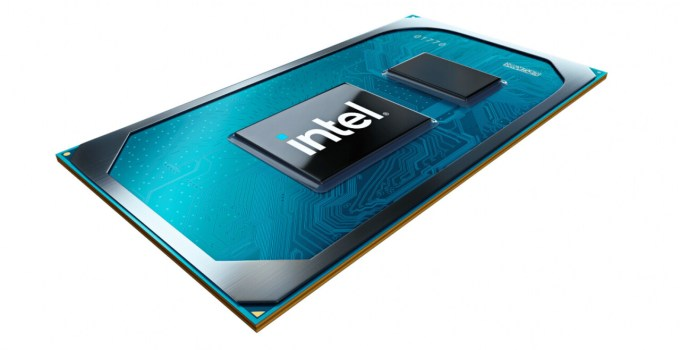 Prosesor Intel 11th Gen Tiger Lake CPU
