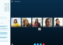 Aplikasi Skype Windows Video Conference