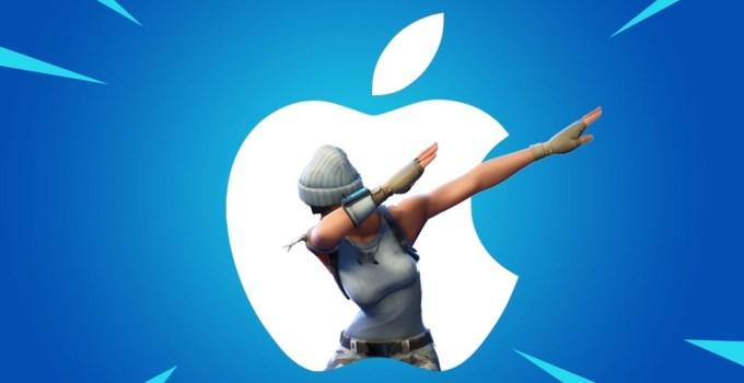 Kebijakan Aturan App Store Apple Terbaru untuk Epic Games Fortnite