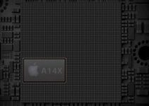 Apple Silicon A14X Bionic