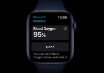 Apple Watch Series 6 Fitur Kesehatan Kadar Oksigen