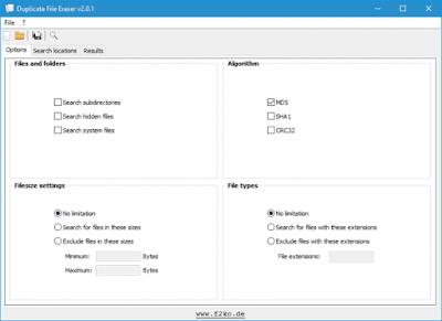 Aplikasi Pencari File Duplikat / Ganda