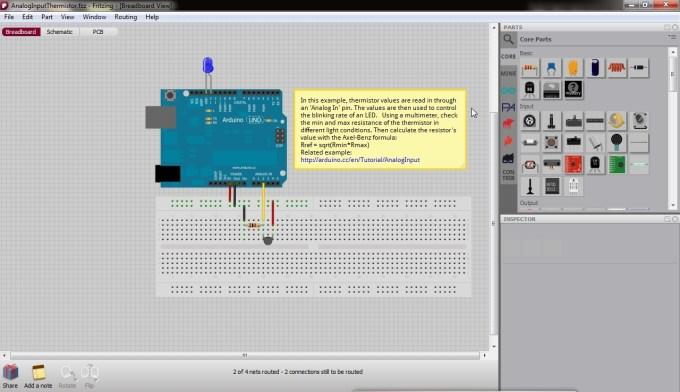 Aplikasi Simulasi Arduino di Laptop
