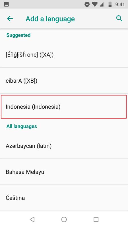 Mengubah Bahasa Classroom ke Bahasa Indonesia 7