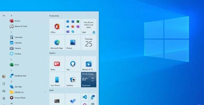 Windows 10 Versi 20H2 Sudah Final