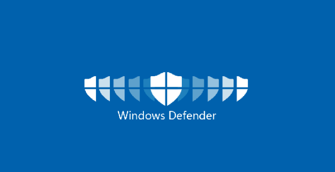 Windows Defender Service