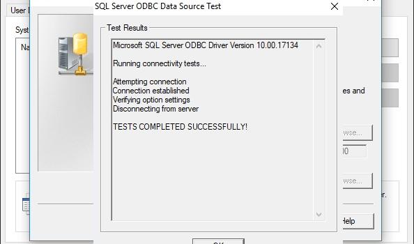 Cara Setting ODBC di Windows 10