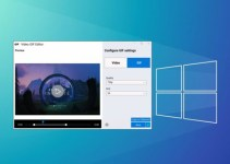Aplikasi Microsoft Windows 10 Video GIF Capture