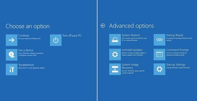 CHKDSK SFC DISM Diagnostic Tool Windows 10