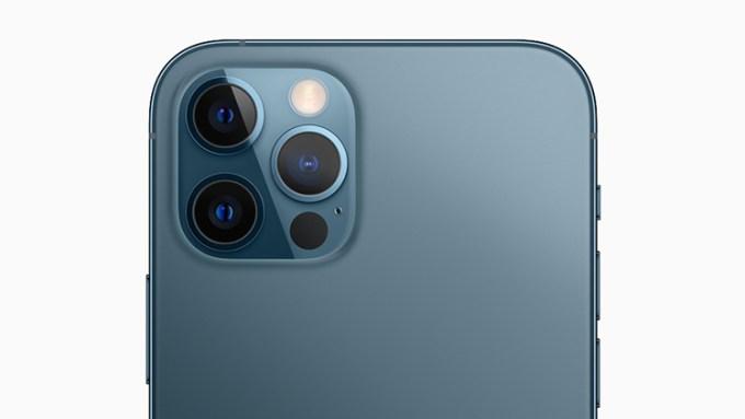 Kamera Apple iPhone 12
