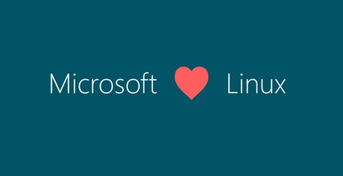 Microsoft di Linux