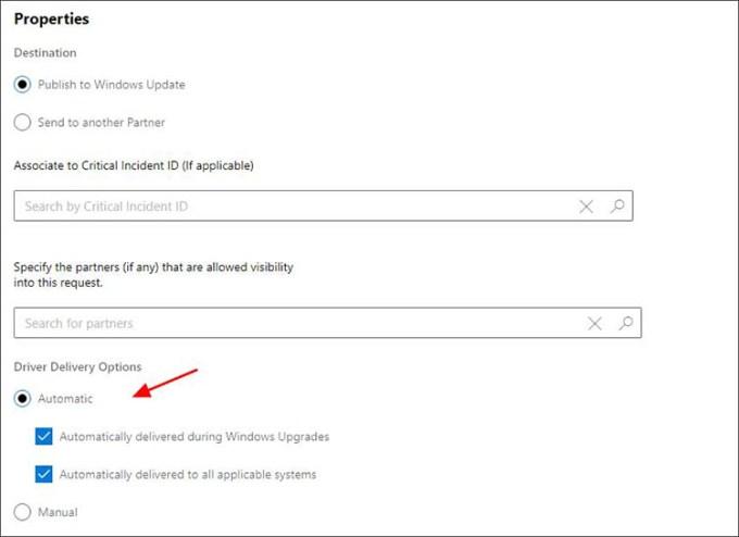 Pembaruan Driver Otomatis atau Manual di Windows 10