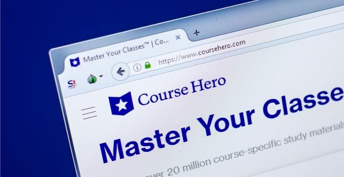 2 Cara Download File di Course Hero
