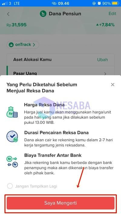 Cara Penjualan Reksadana melalui Aplikasi Bibit