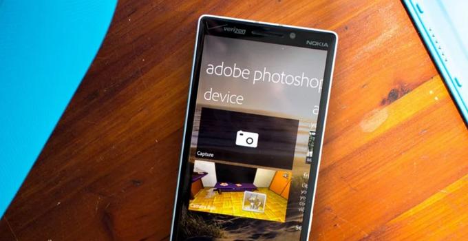 Adobe Photoshop Windows Phone
