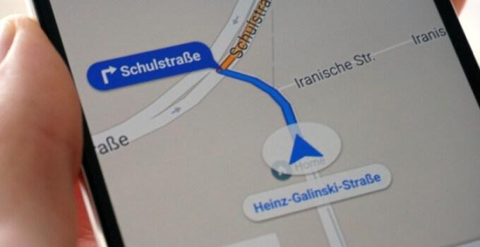 Aplikasi Google Maps Pembaruan Terbaru
