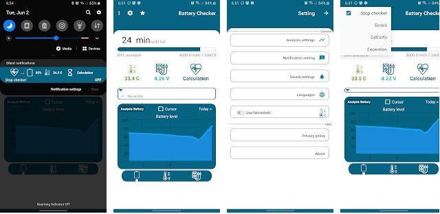 Aplikasi Cek Kesehatan Baterai Android Terbaik