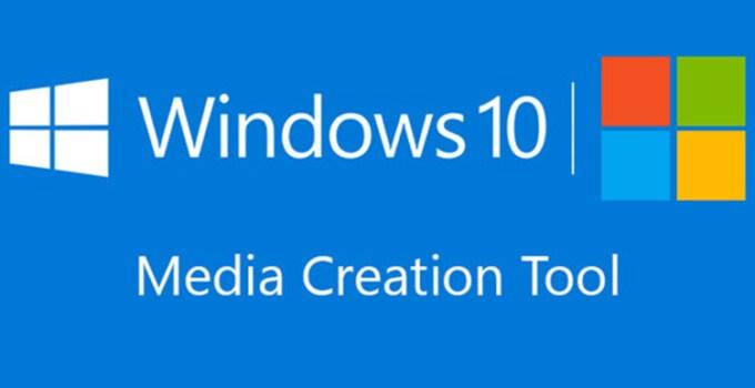 Bug Windows 10 Media Creation Tool