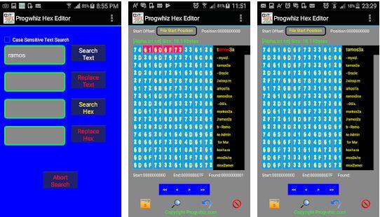 Aplikasi Hex Editor Android Terbaik
