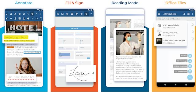 Aplikasi Pembaca PDF Android