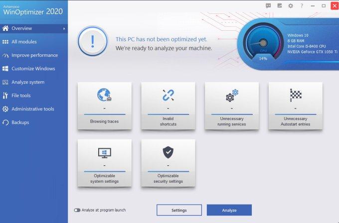 Aplikasi Pembersih Sampah untuk Laptop