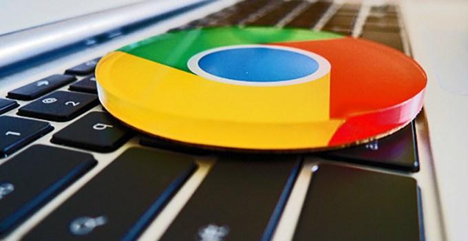 Browser Google Chrome di Windows 10 RAM Usage