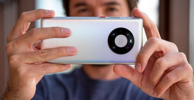 Huawei Mate 40 Pro Smartphone Dengan Kamera Terbaik 2020