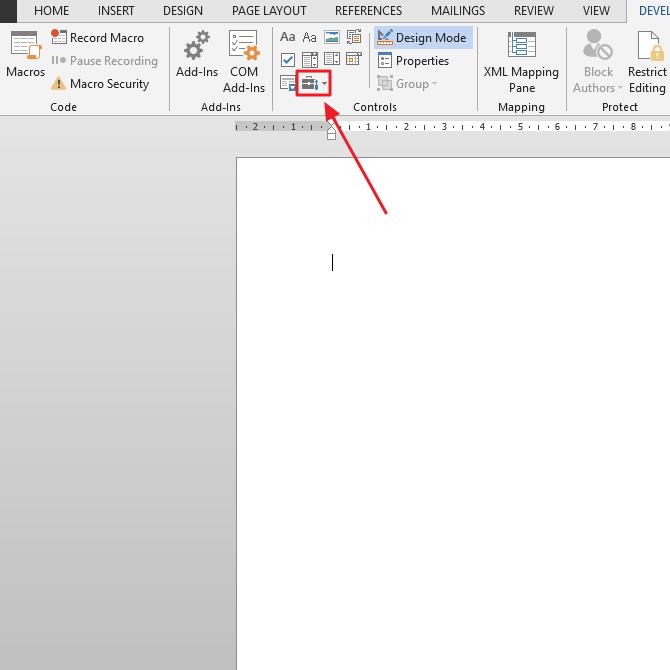 klik ikon Legacy Tools