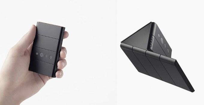 Konsep Baru Smartphone Geser Slide Oppo
