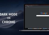 Mode Gelap Browser Chrome di Windows 10