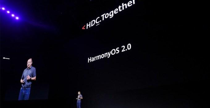 Sistem Operasi Harmony OS 2.0 Huawei Berbasis Android