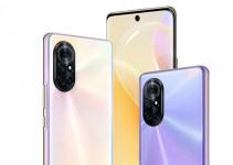 Smartphone Huawei Nova 8 dan Nova 8 Pro