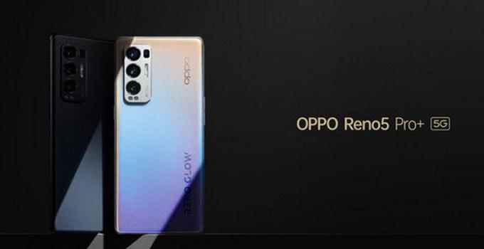 Smartphone Oppo Reno 5 Pro Plus 5G