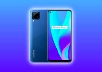 Smartphone Realme C20