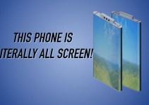 Smartphone Xiaomo Layar 360 Derajat