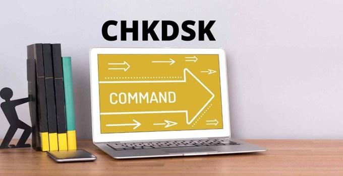 Windows 10 ChkDsk Bug