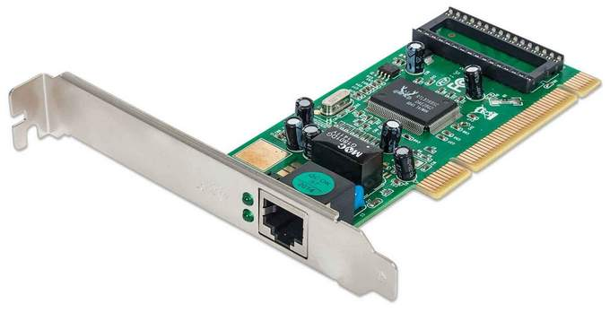 Process Device - Network Card