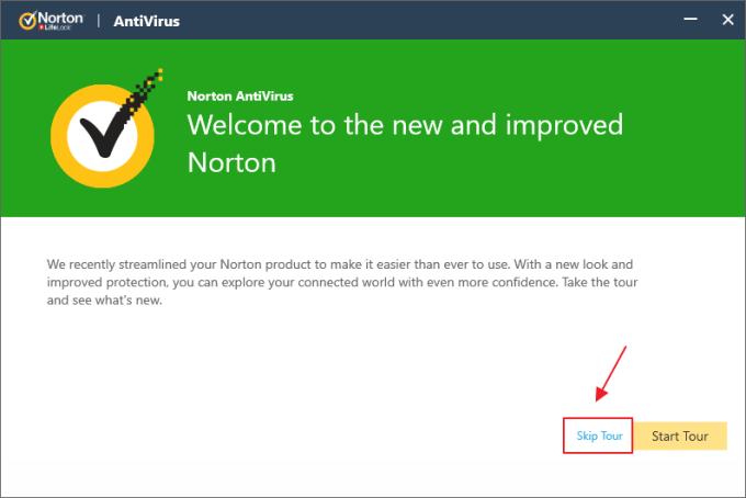 Cara Install Norton Antivirus di Laptop